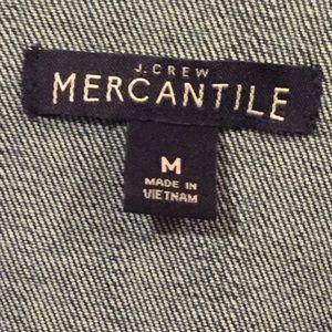 J. Crew Jackets & Coats - J. Crew Denim Jacket   Size Medium   EUC